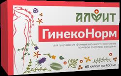 """Гинеконорм"" фитосбор в капсулах - фото 4828"